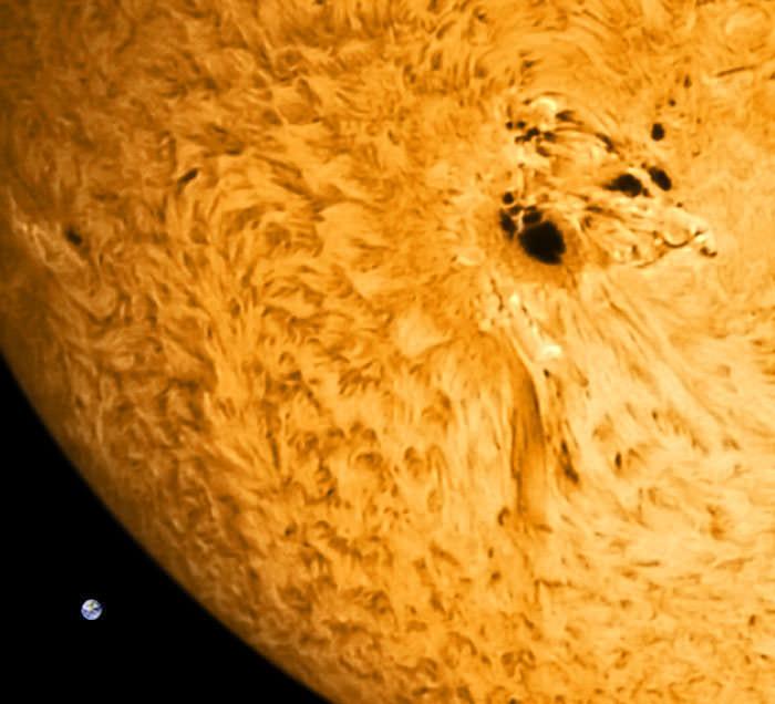 Solar Eclipse October 23 2014