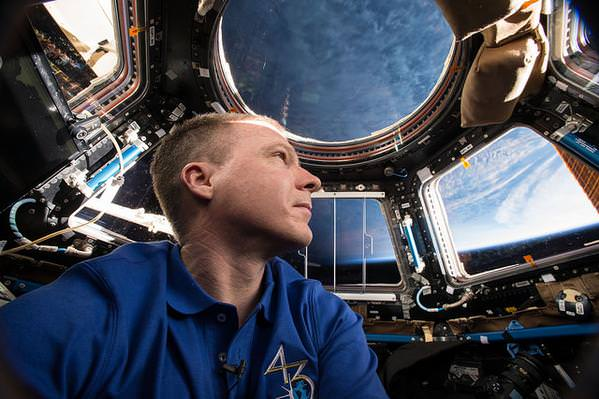 Station Astronaut Snaps Super Sharp View of the Great ...