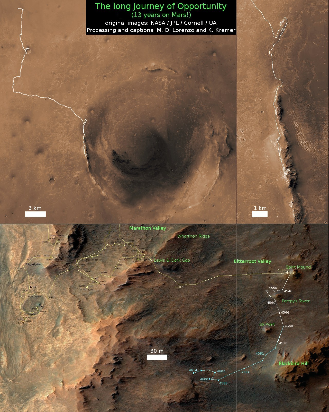 Outstanding Opportunity Rover Making Amazing New Discoveries 13