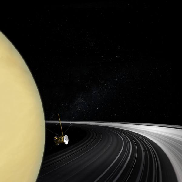 Cassini Saturn Mission
