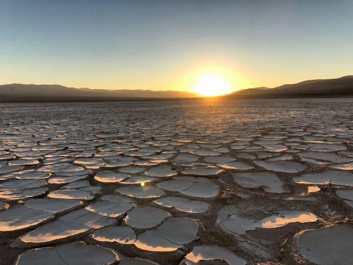 The Atacama Desert in northern Chile. Credit: NASA/Frank Tavares