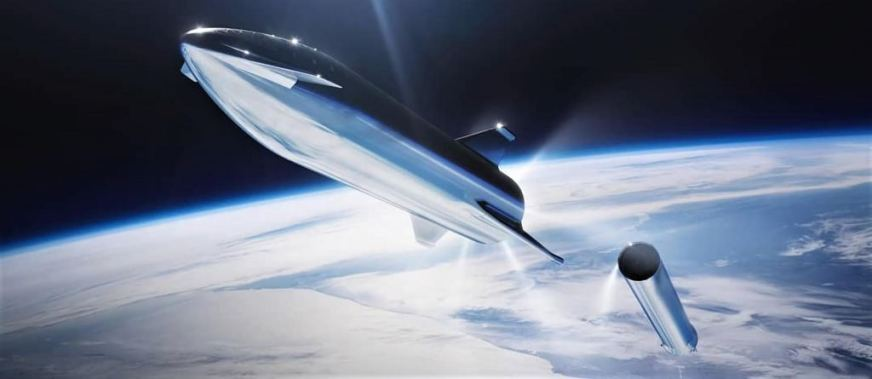Elon Musks Says that his Next Starship Could be Twice as ...
