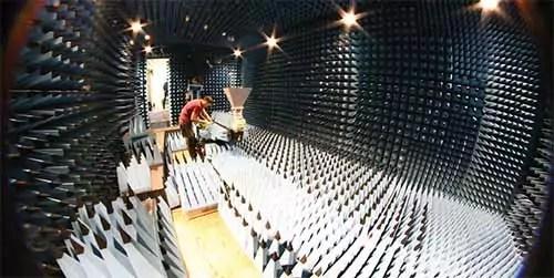 Orange va valuer ses performances 5G grce  sa nouvelle chambre sourde