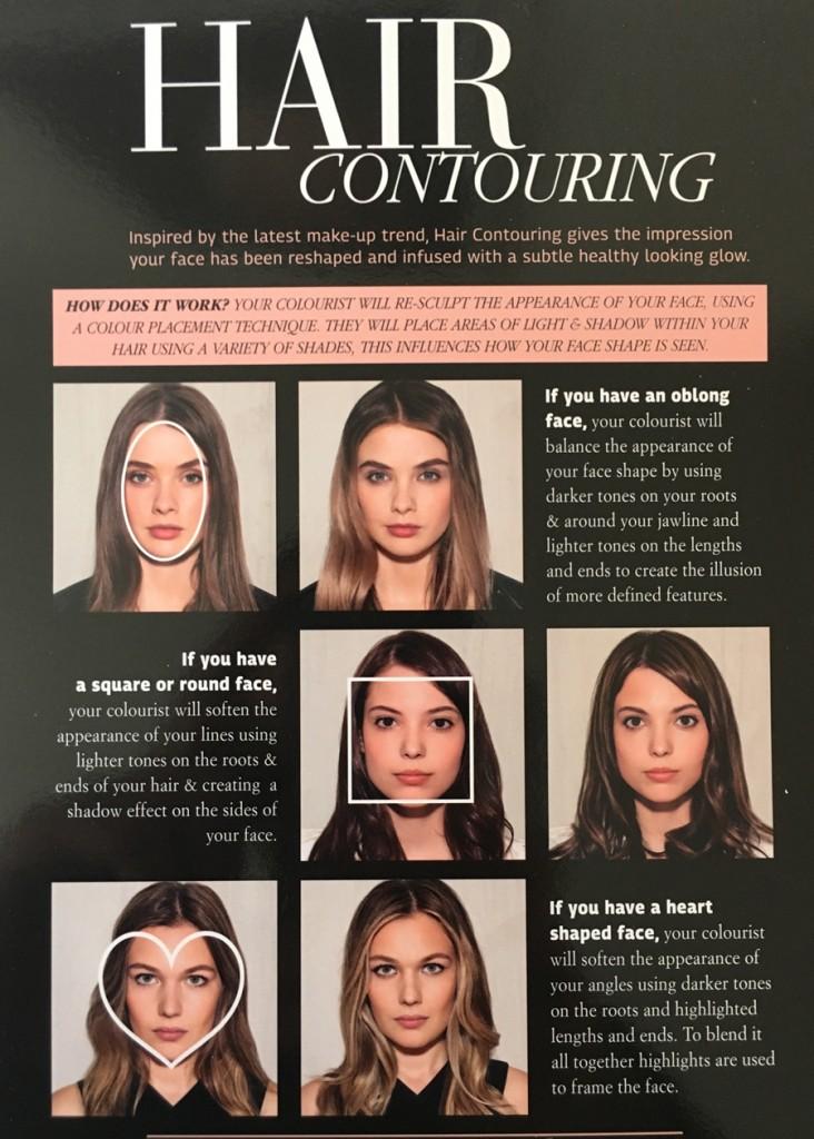 hair conturn