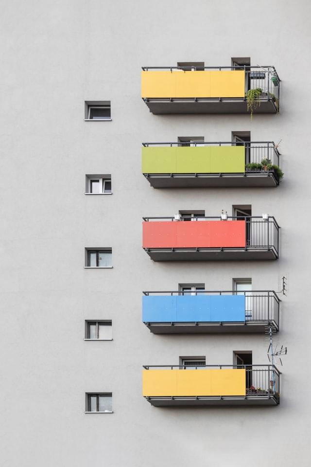 el color almacén