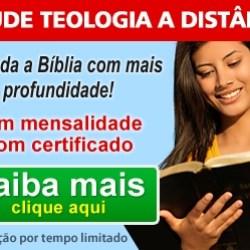 Foto do Curso de teologia a distancia assembleia de Deus