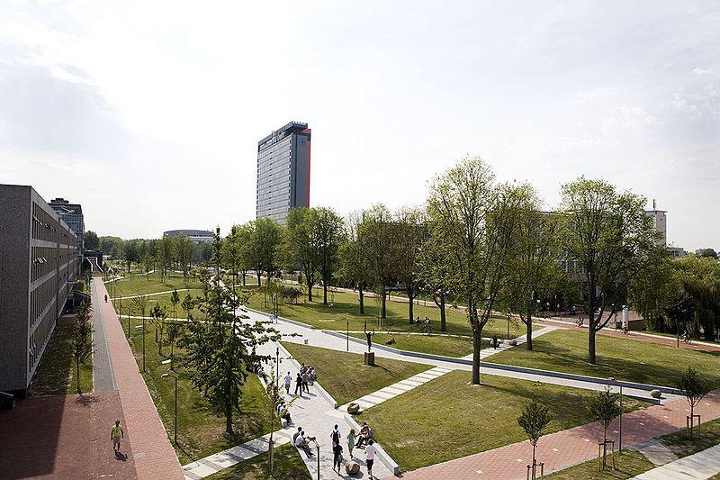Campus da Delft University of Technology