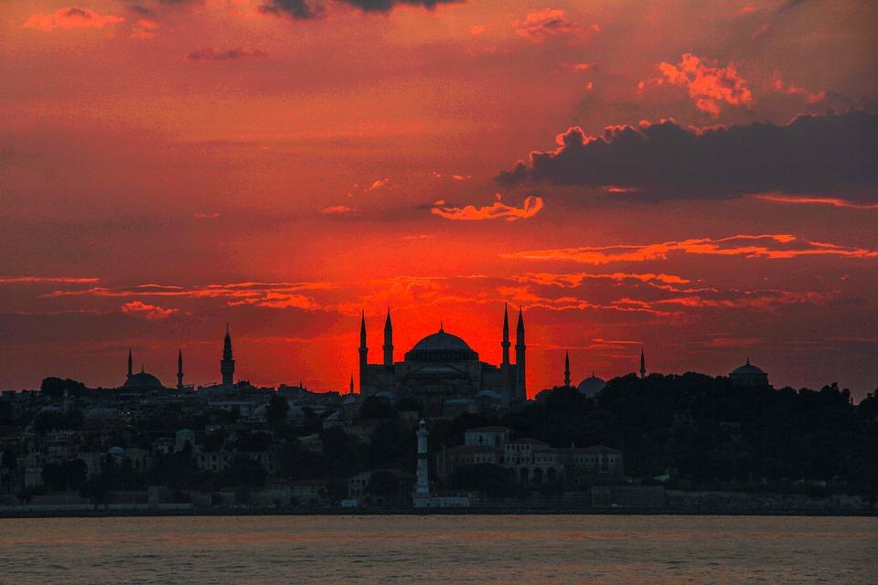 Lugares mais bonitos do mundo: Istambul