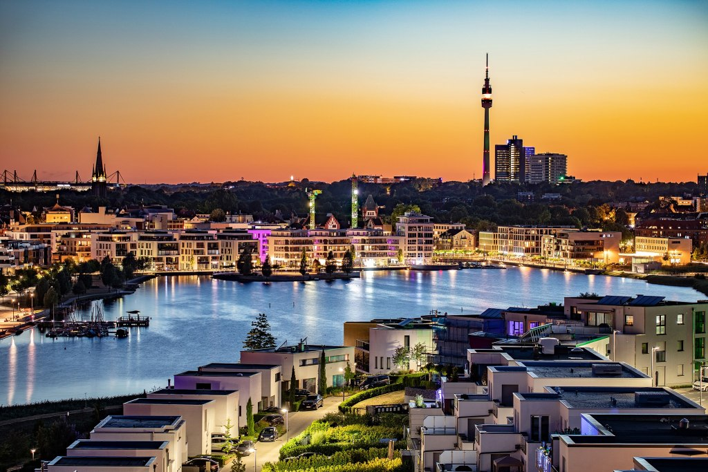 dortmund-cidades para fazer estágio na Alemanha