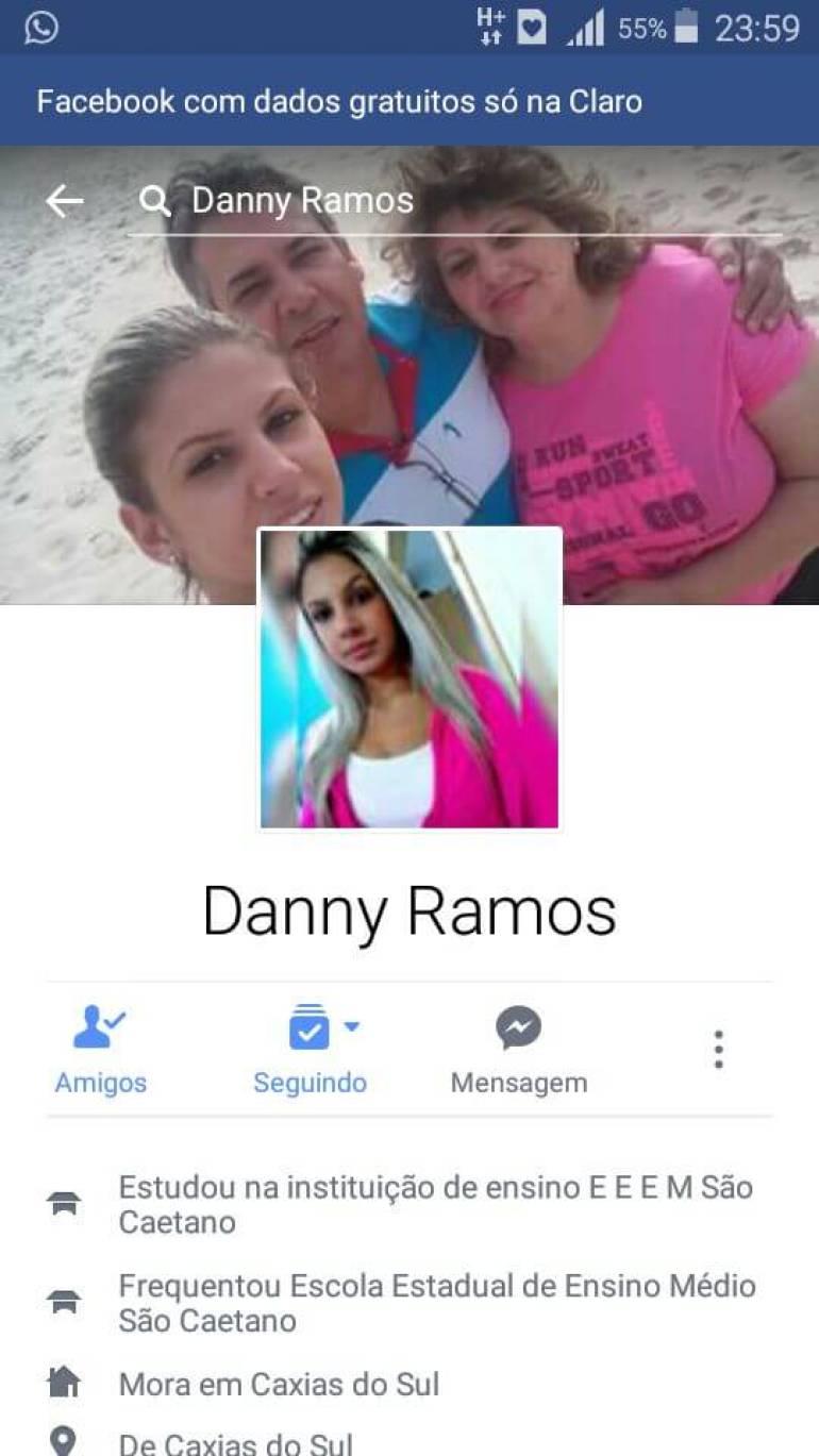 Universitária Dany Ramos Amadora Dando Cu Para o Namorado Caiu Na Net