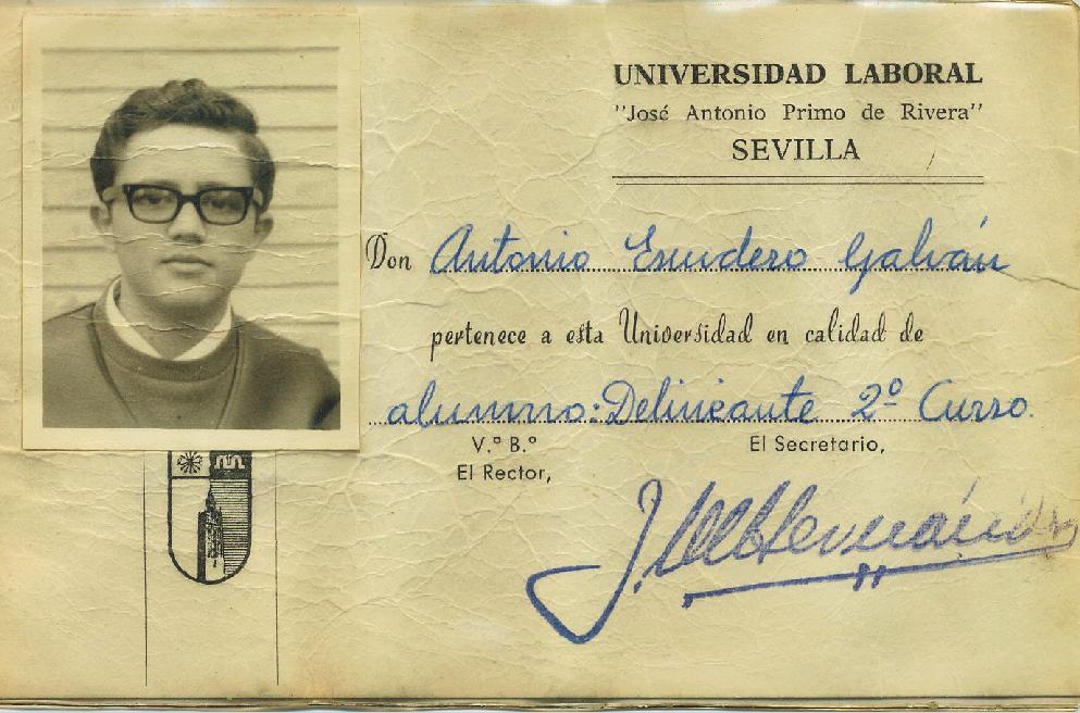 Universidad Laboral Sevilla