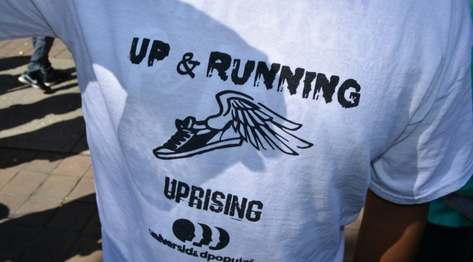UP and Running wins the race