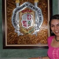 La investigadora nicolaita María Magdalena Lozano Zúñiga ganó el Premio al Mérito en Enfermería 2017