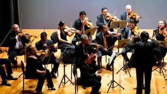 Concierto de la OCUM en honor al IIAF 3