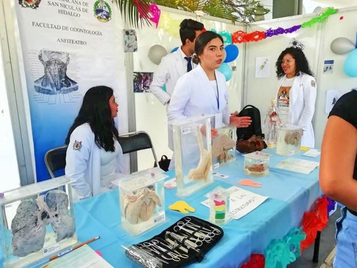 Exporienta 2020, la Facultad de Odontología, de las licenciaturas con mayor demanda