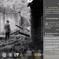 Todo listo en la Facultad de Arquitectura de la UM el XII Encuentro Nacional de Creadores