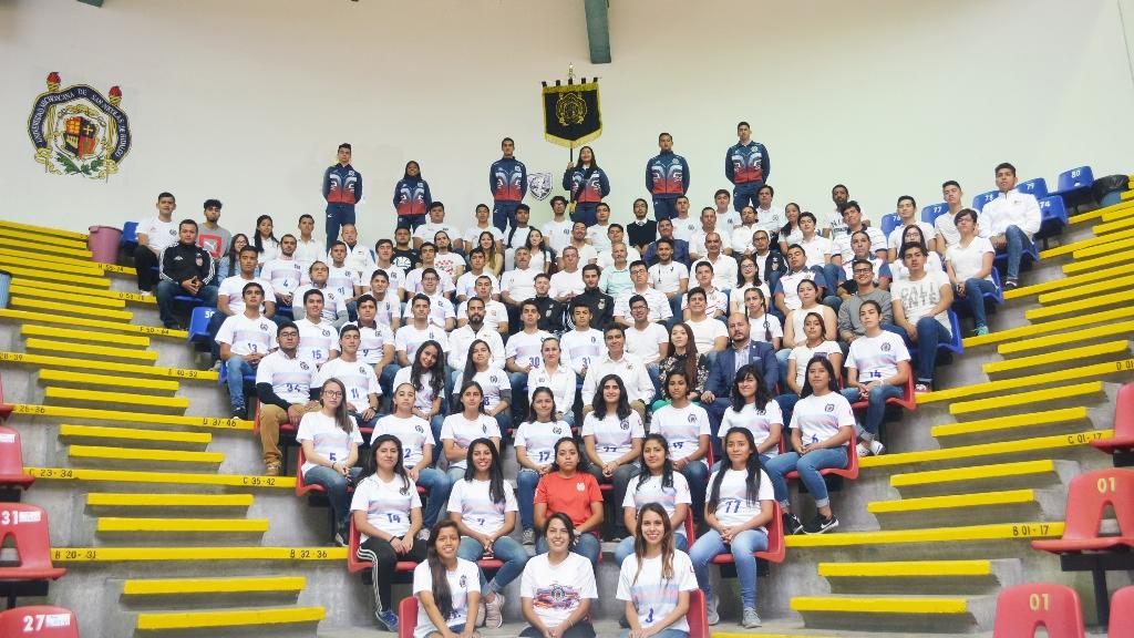 Parte la Delegación Nicolaita rumbo a la Universiada Deportiva Regional