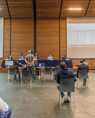 Ceremonia de Apertura de Resultados para las licenciaturas con mayor demanda a la UMSNH ciclo escolar 2020-2021