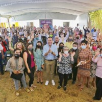 Trabajo conjunto entre Gobierno del estado de Michoacán y nicolaitas