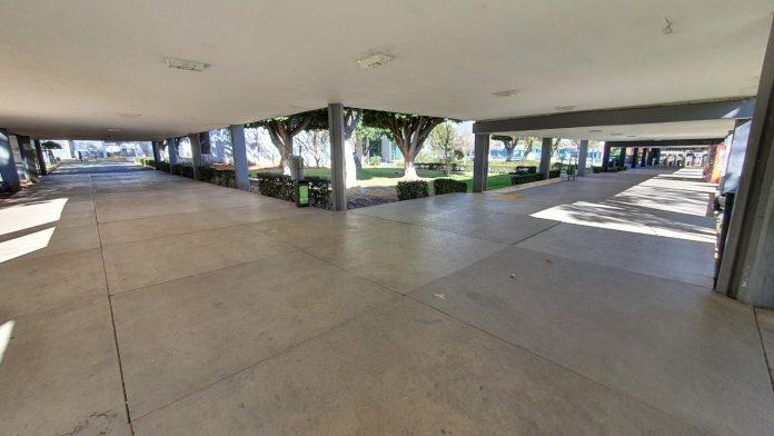 Tiempos de Pandemia | Ciudad Universitaria de la UMSNH, Morelia, Mich.