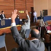 Se reactiva el Consejo Universitario en sesiones presenciales; designa directores de Prepa 4 y del IIAF