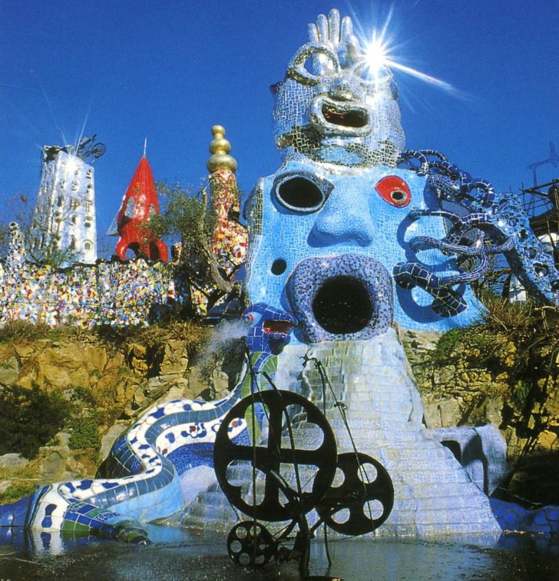 Niki de Saint Phalle, Tarot Garden (Capalbio, GR)