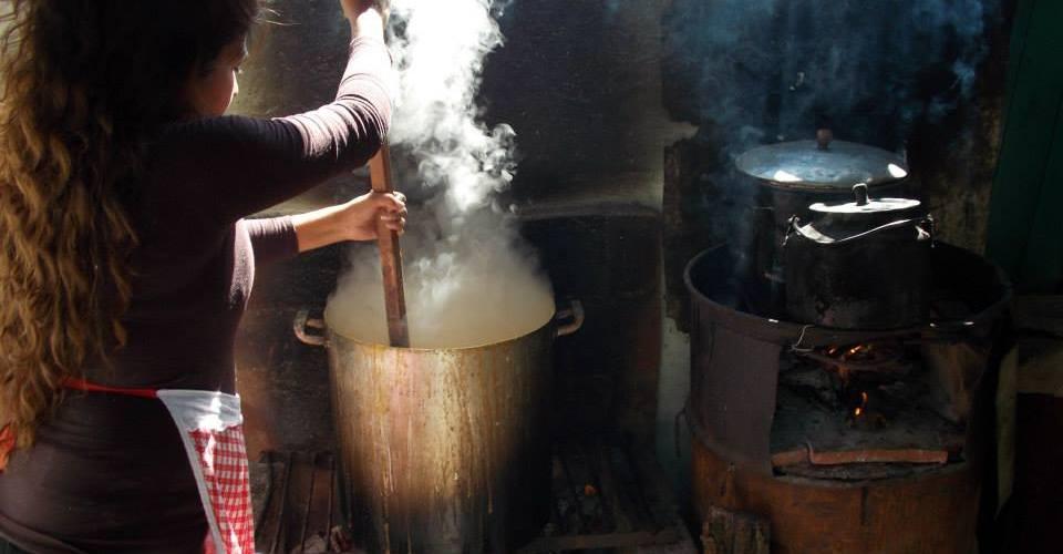 Cucina popolare a Leon, Jujuy, Argentina
