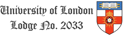 University Of London Lodge No. 2033