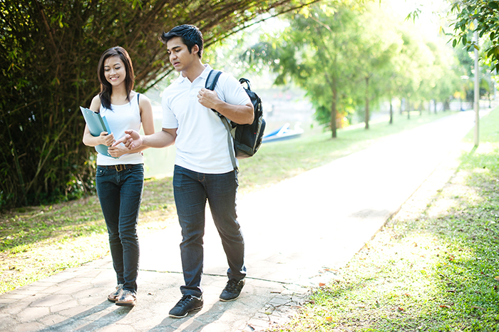 Five tips for new students