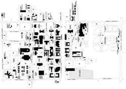 | UCA Campus Map Resources for University of Central