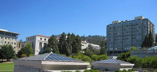 University California Berkeley Address