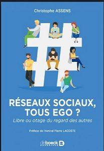 Reseaux sociaux tous ego