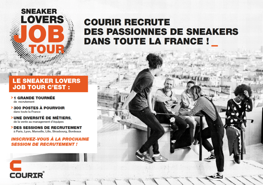 Sneakers Lovers Job Tour