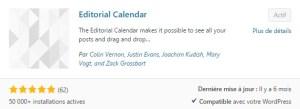 editorial calendar