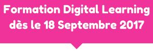Digital Learning - Formation