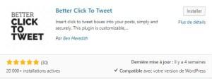 Better Click To Tweet