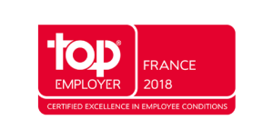 Top Employer france 2018