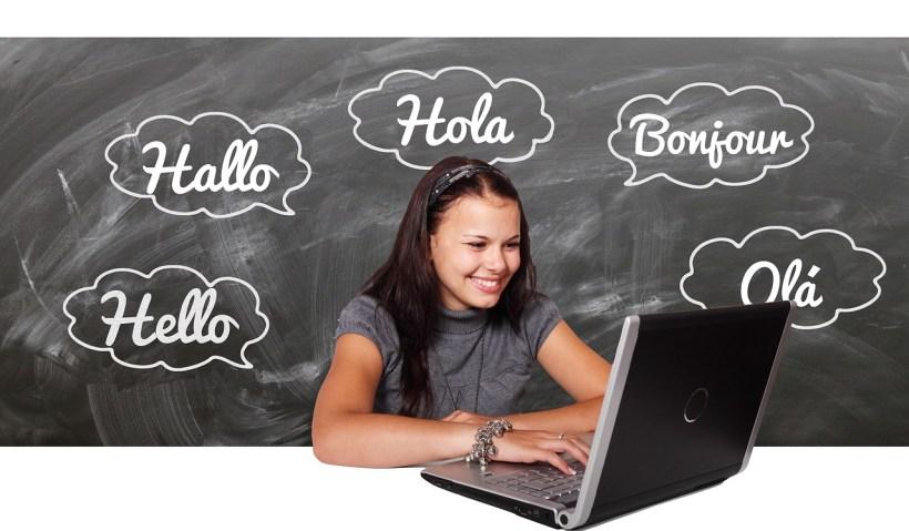 langue étrangères