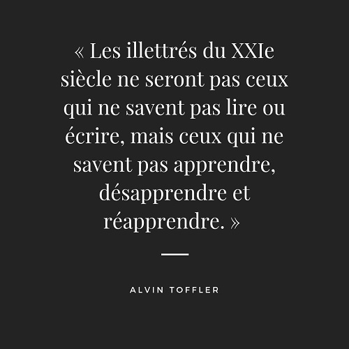 citation- Alvin Toffler