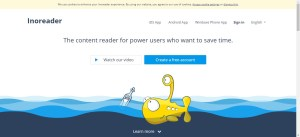 inoreader-homepage