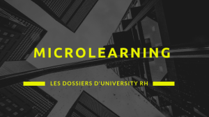 dossier universityrh - Microlearning
