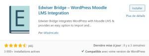 Edwiser Bridge