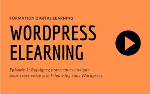 Wordpress-elearning-formation