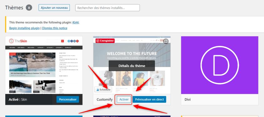 theme-wordpress-ajouter-installer-activer