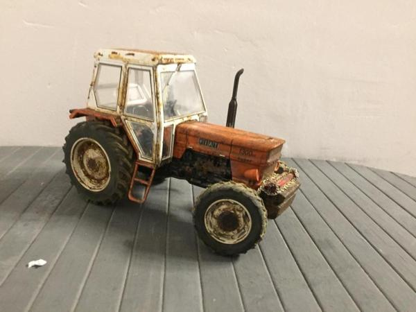 Someca 1300 Patin Replicagri 68.00 - Tracteurs Simples Occasion