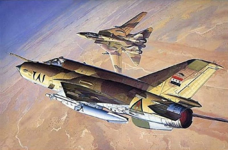 F-14 iraníes (1)