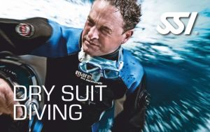 Dry Suit Diving SSI
