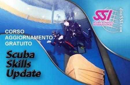 Scuba Skills Update – Corso Aggiornamento subacqueo