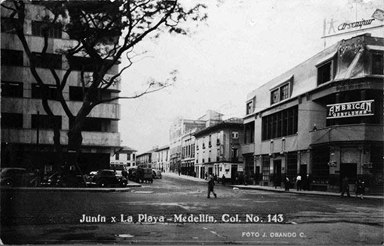Junín por La Playa. Jorge Obando, 194?
