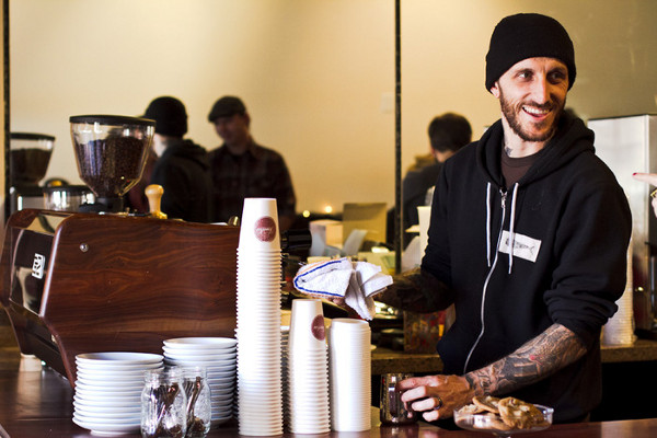 cafetería crowdfunding